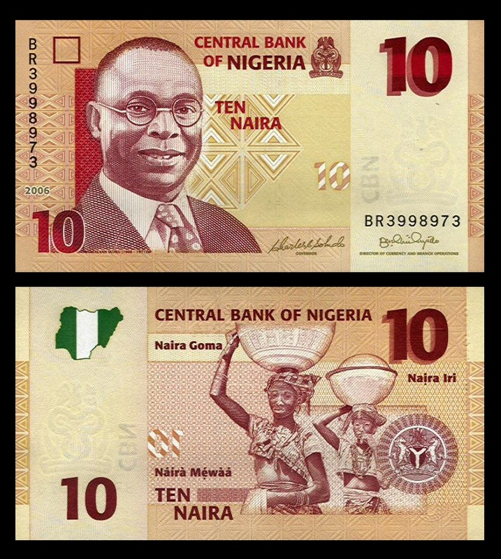 Currency - The Naira and Kobo » Facts.ng