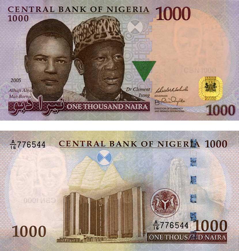 Currency The Naira And Kobo Facts Ng