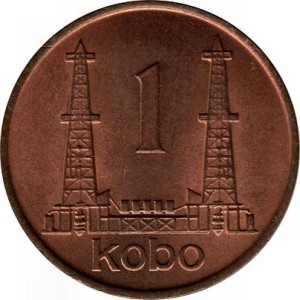 1 kobo