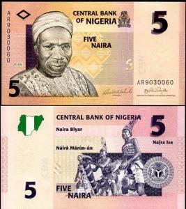 5 naira new