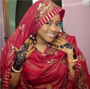 hausa bride